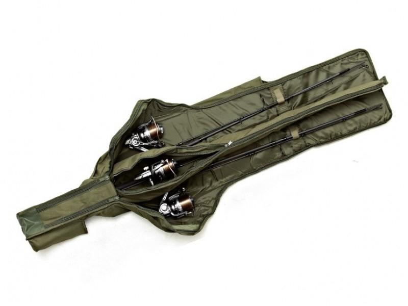 Чехол на 3 удилища Trakker NXG 3 Rod Padded Sleeve 13ft