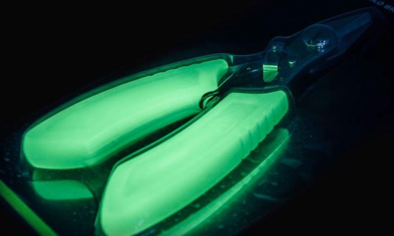 Ножницы Ridge Monkey Nite-Glo Braid Scissors