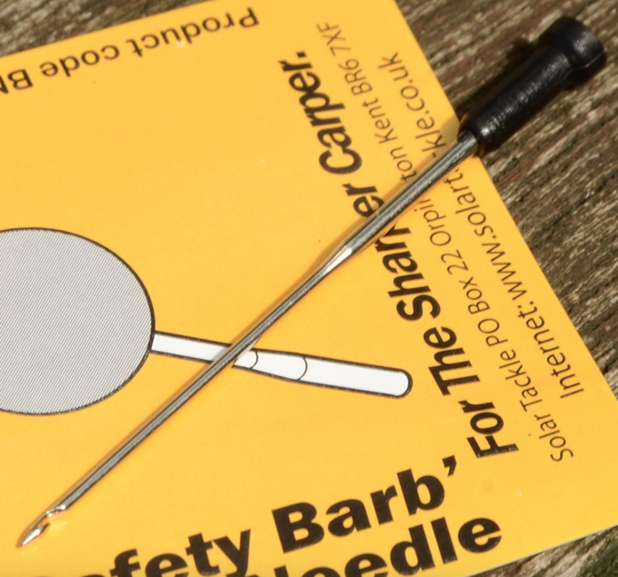 Запасная игла для насаживания опарышей Solar Spare Maggot Needle