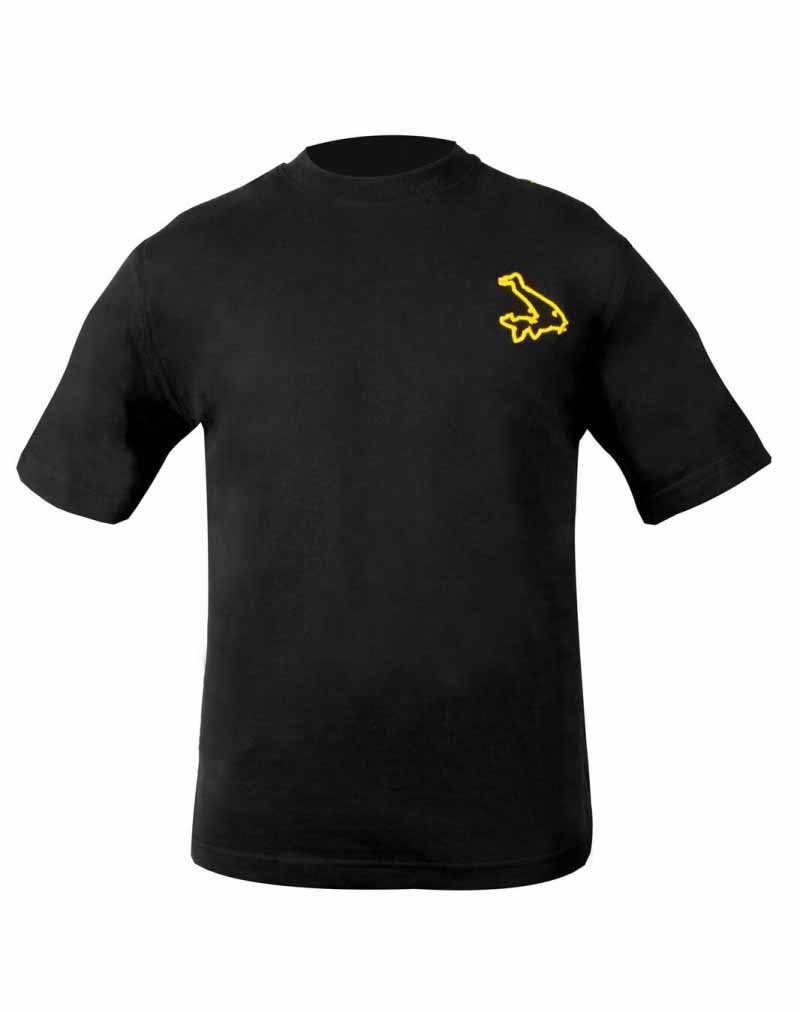 Майка Avid Carp Black T-Shirt Medium