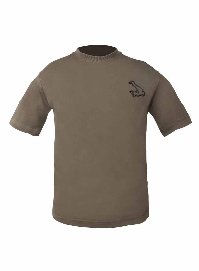 Майка Avid Carp Olive Green T-Shirt XL