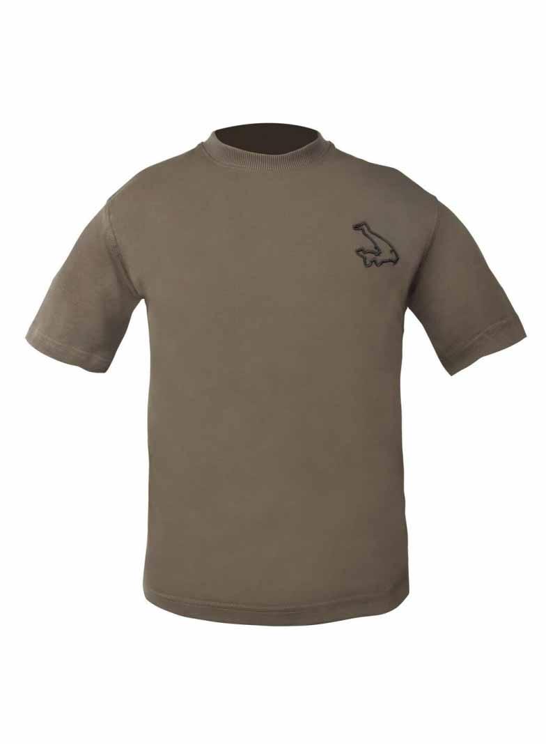 Майка Avid Carp Olive Green T-Shirt Large