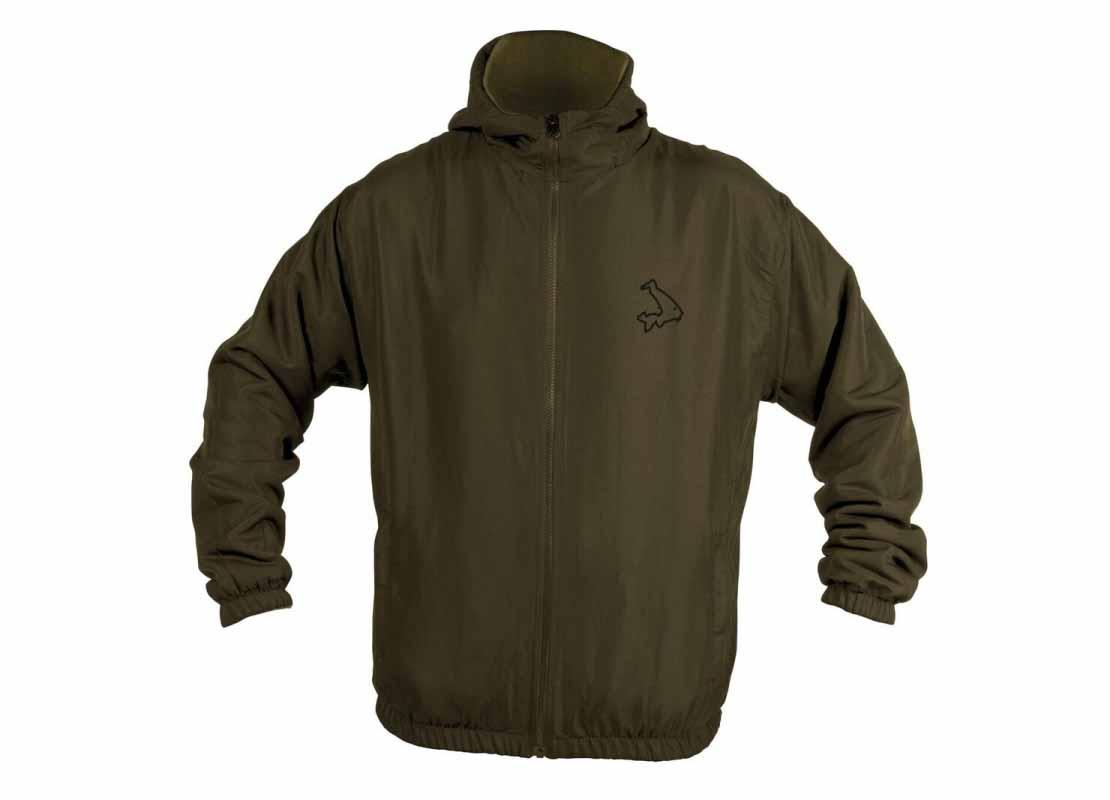 Толстовка на молнии с капюшоном двухсторонняя Avid Carp Reversible Hooded Fleece XL
