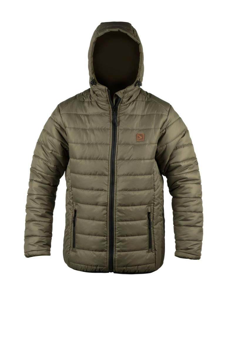 Куртка утепленная Avid Carp Thermal Puffer Jacket Large