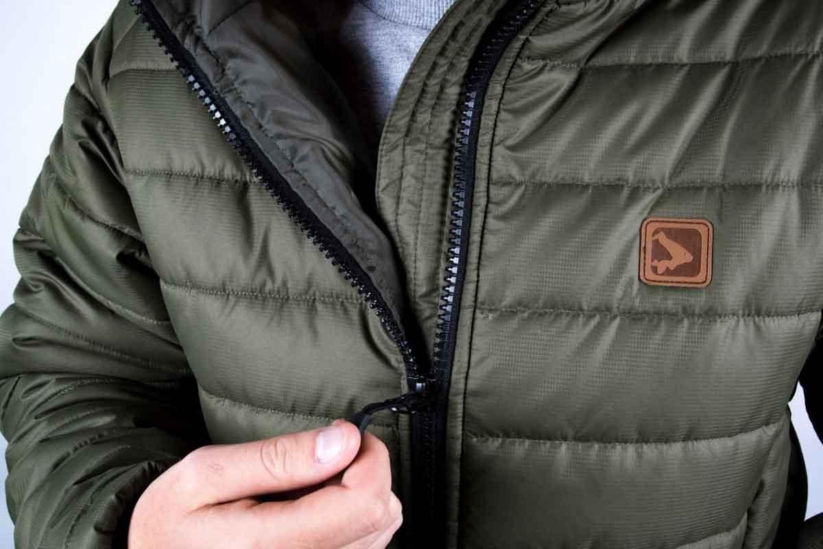 Куртка утепленная Avid Carp Thermal Puffer Jacket Large