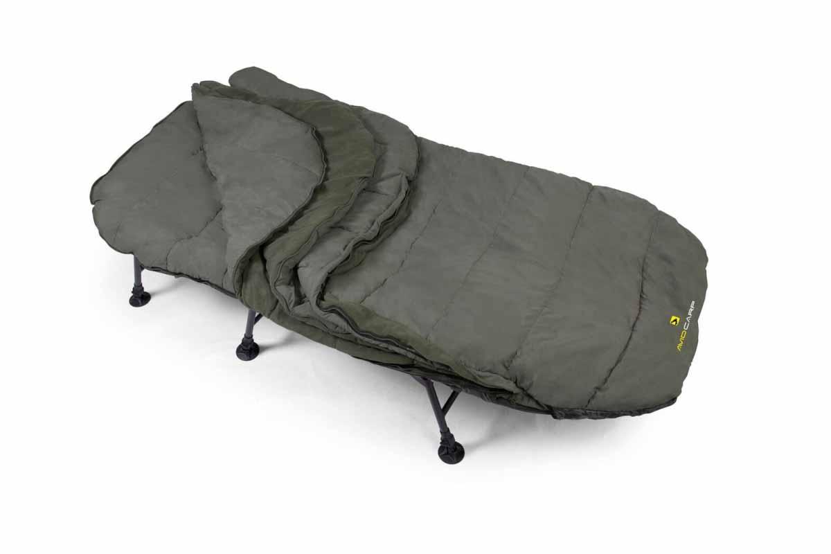Спальный мешок Avid Carp Benchmark Sleeping Bag X