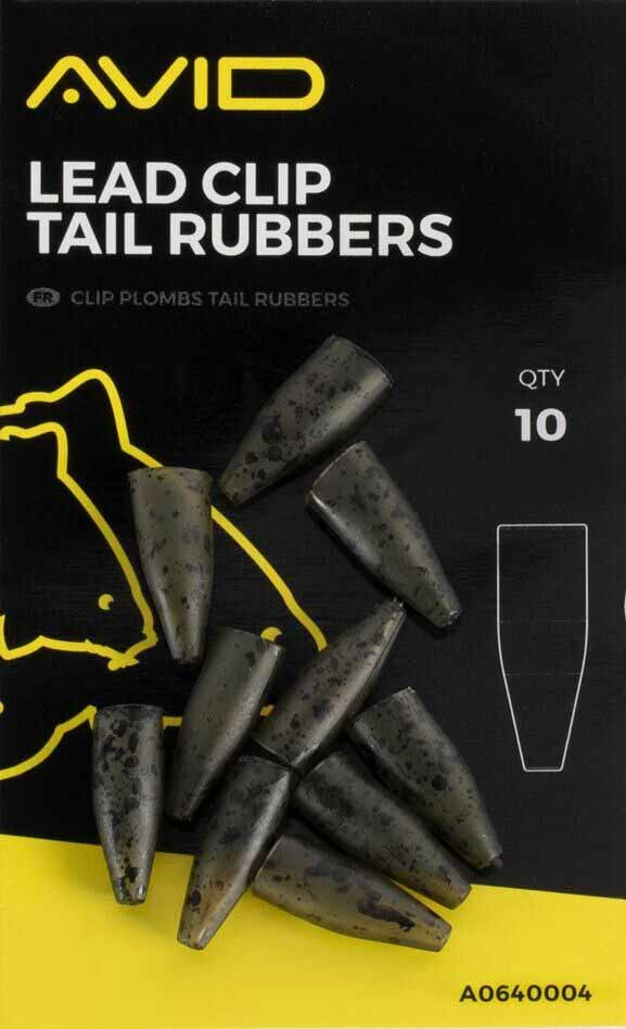 Конус для клипсы Avid Carp Outline Lead Clip Tail Rubbers