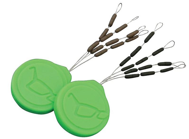 Огрузка для крючка Korda Sinkers Large Weedy Green