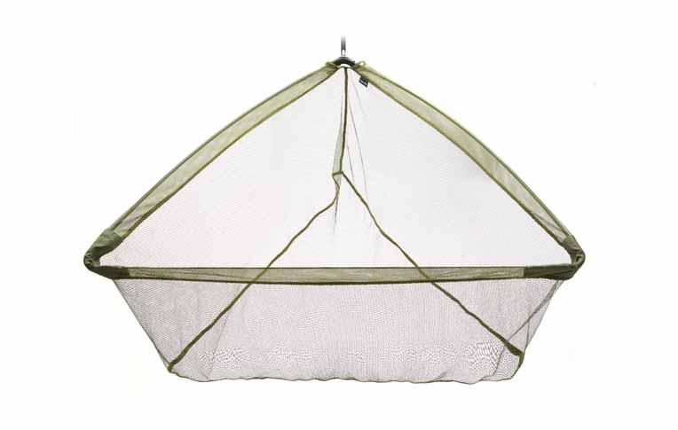 Запасная сетка для подсачека Trakker Landing Net Shallow Mesh Olive