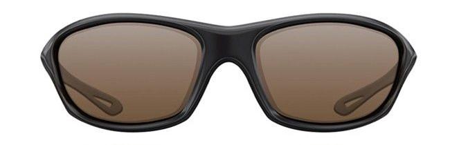 Очки Korda Sunglasses Wraps Gloss Black/ Brown Lens
