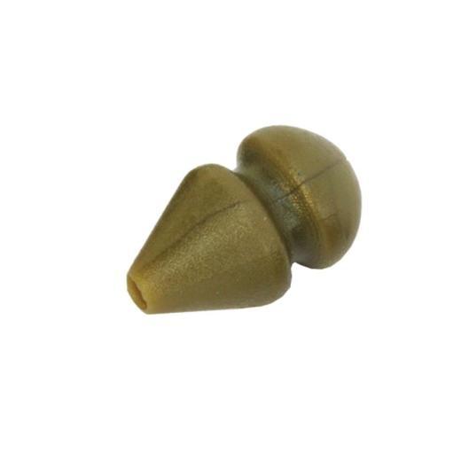 Бусина резиновая Korda Safe Zone Heli Bead Small ID Khaki