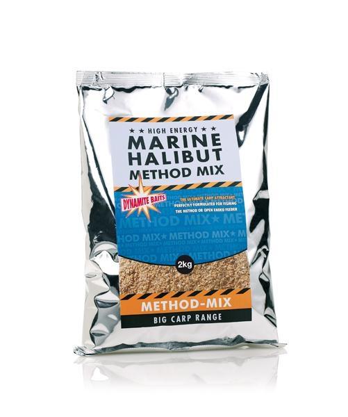 Прикормка Dynamite Baits Marine Halibut Method Mix 2 кг.