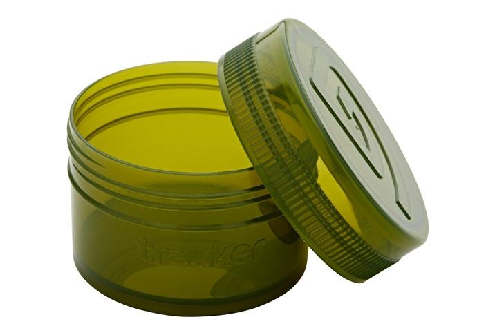 Комплект пластиковых банок с крышкой Trakker Half Sized Glug Pots 6 шт.