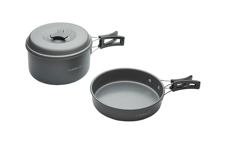 Набор кухонной утвари Trakker Armolife 2 Piece Cookware Set