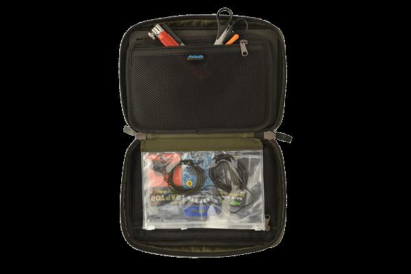 Сумка для рыболовных принадлежностей Aqua Roving Rig Wallet Black Series