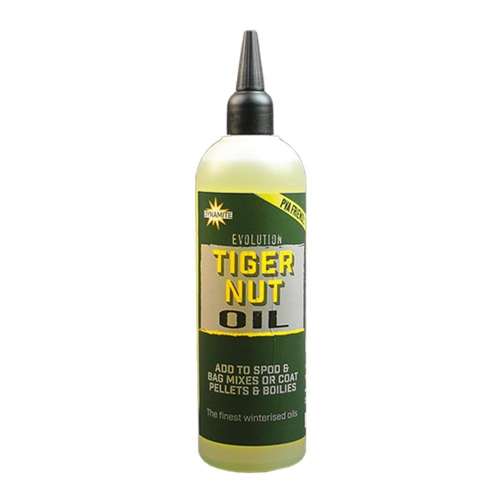 Масло Dynamite Baits Evolution Oils Monster Tiger Nut 300мл.