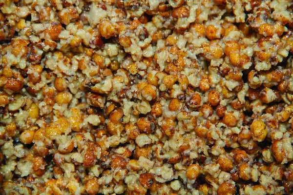 Смесь зерновых Frenzied Feeder Chopped Tiger Nuts - Jar