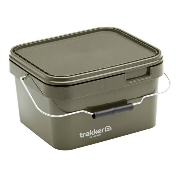 Ведро Trakker Olive Square Container 5 литров