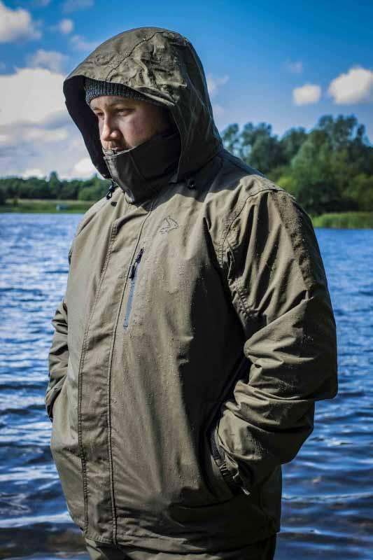 Куртка AVID CARP BLIZZARD JACKET XL