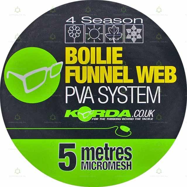 Сетка Korda PVA Boilie Micromesh Refill 5 м.