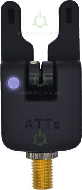Электронный сигнализатор поклевки Gardner ATTs Silent Alarm Purple