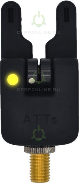 Электронный сигнализатор поклевки Gardner ATTs Silent Alarm Yellow