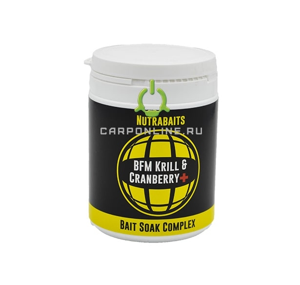Дип Nutrabaits Krill&Cranberry+ Bait Soak Complex