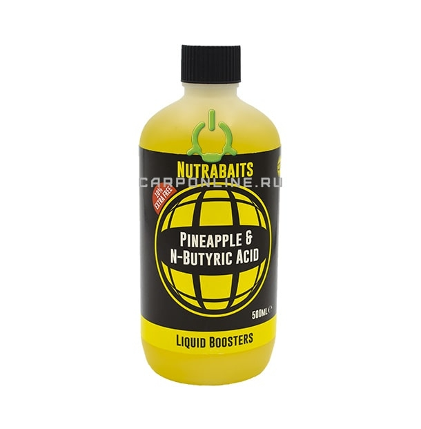 Бустер Nutrabaits Pineapple&N-Butyric 500ml