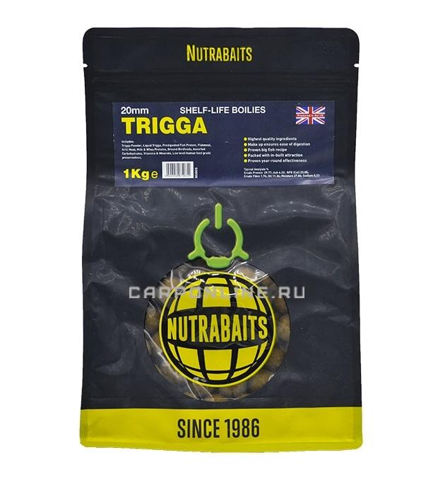 Бойлы shelf-life Nutrabaits Trigga 20мм