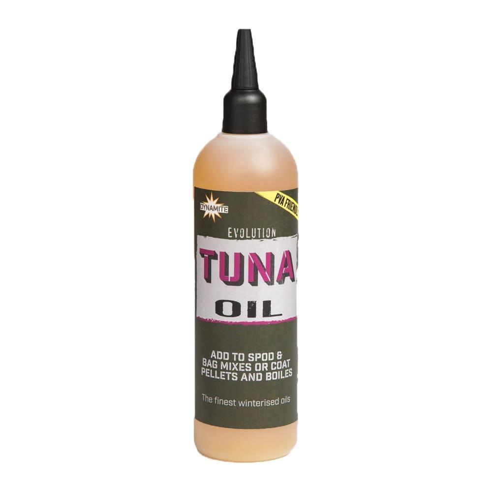 Масло Dynamite Baits Evolution Oils Tuna 300 мл.