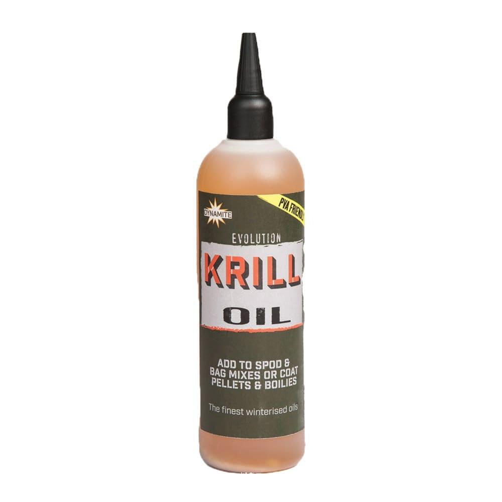 Масло Dynamite Baits Evolution Oils Krill 300 мл.