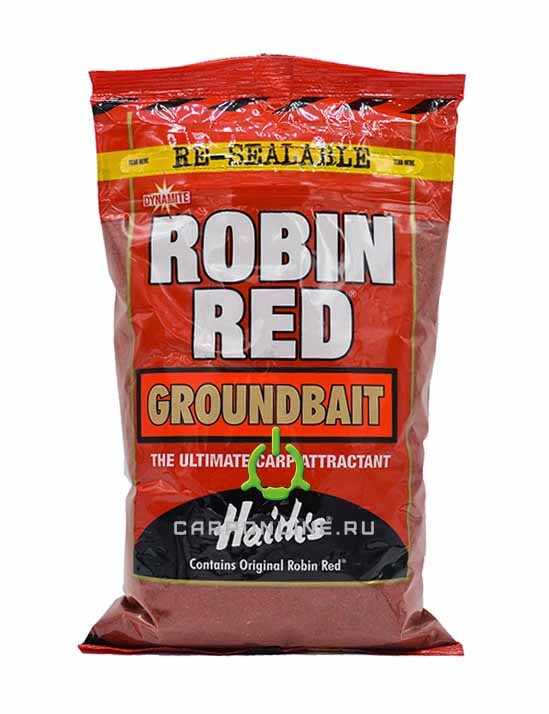 Прикормка Dynamite Baits Robin Red 900 гр.
