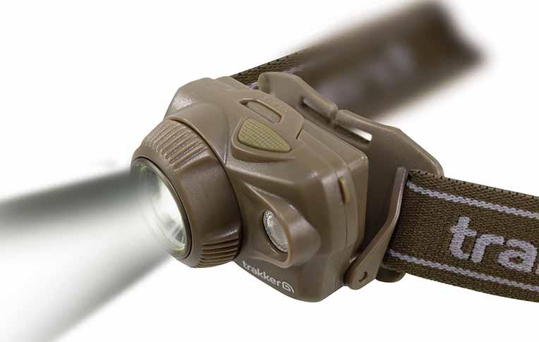 Налобный аккумуляторный фонарь Trakker Nitelife Headtorch 580 Zoom