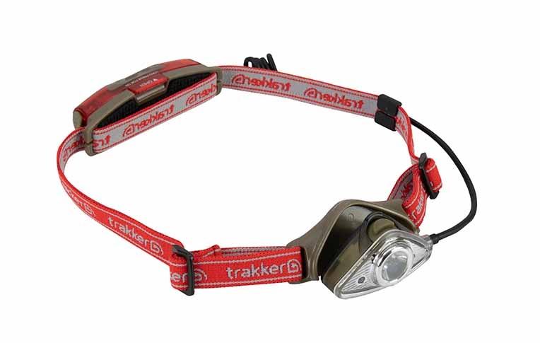 Налобный аккумуляторный фонарь Trakker Nitelife Headtorch 120