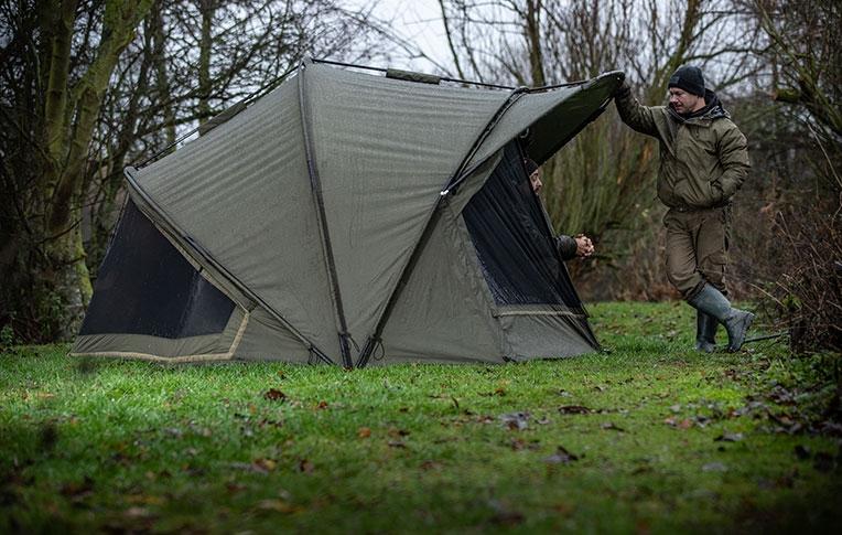 Палатка Trakker Armo v4 Plus Bivvy