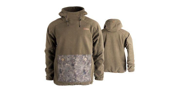 Толстовка Nash ZT Husky Fleece Hoody XL
