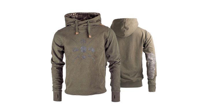 Толстовка Nash ZT Elements Hoody Large