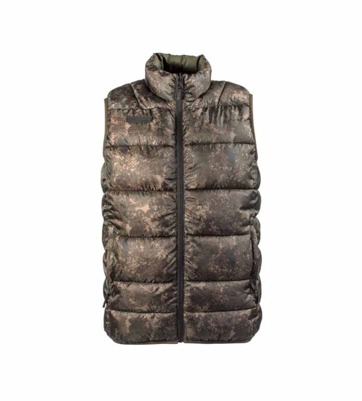 Безрукавка Nash ZT Camo Body Warmer Large