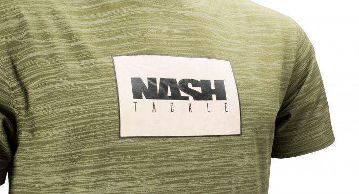 Майка Nash Green T-Shirt XXL