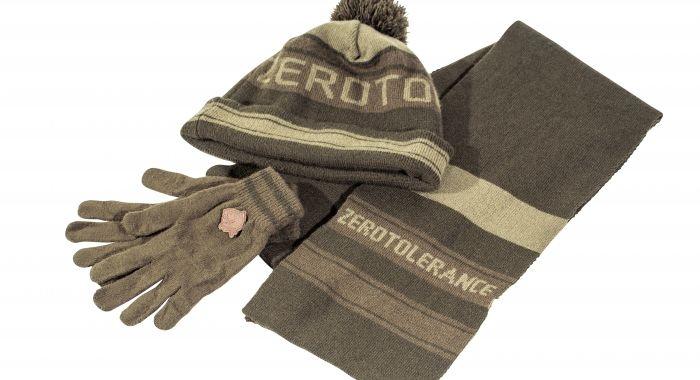 Набор одежды ZT Hat, Scarf and Gloves Set (шапка, шарф, перчатки)