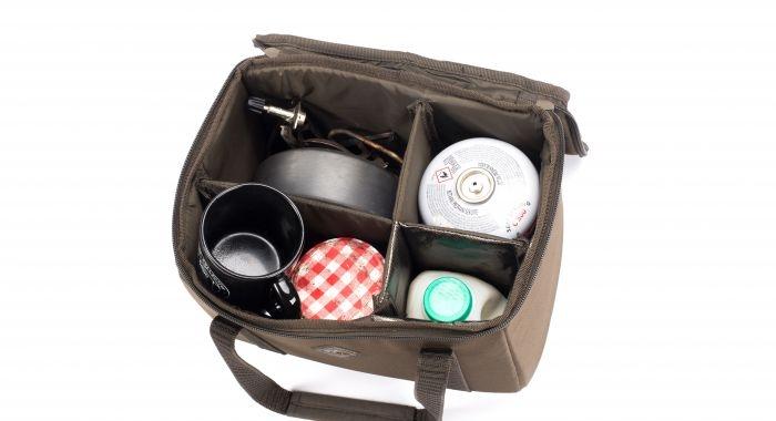 Сумка Nash Logix Deluxe Brew Kit Bag