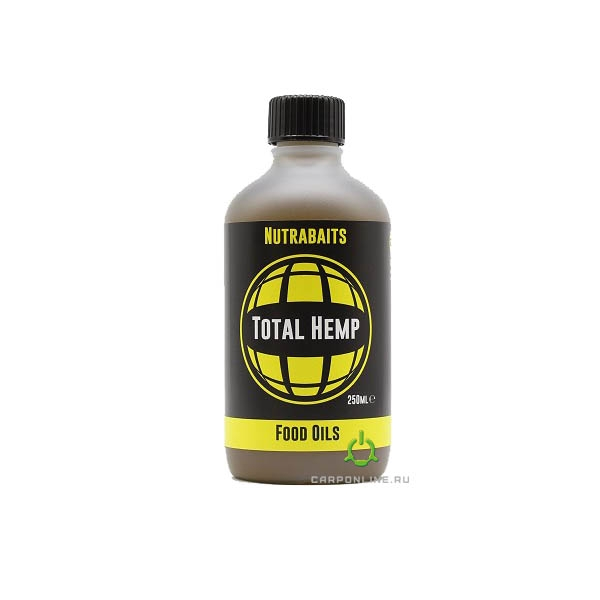 Масло конопли Nutrabaits Total Hemp Food Oil