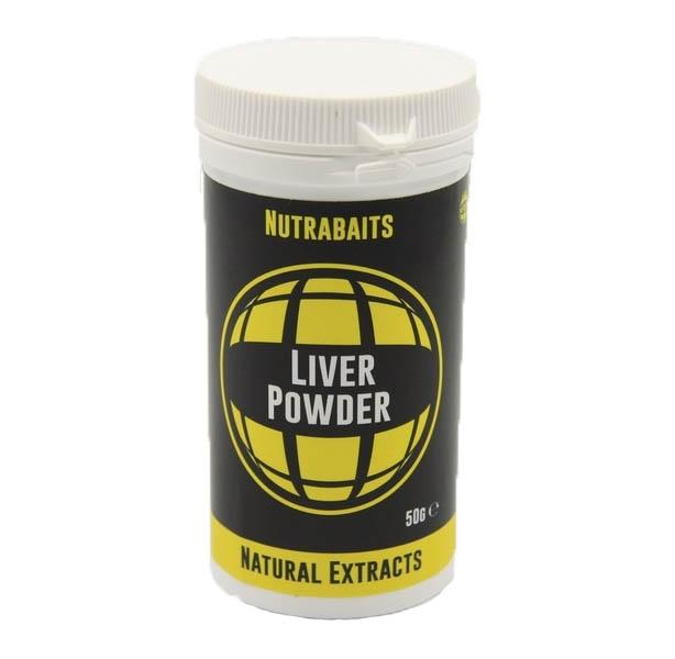 Экстракт печени Nutrabaits Liver Powder 50 гр.
