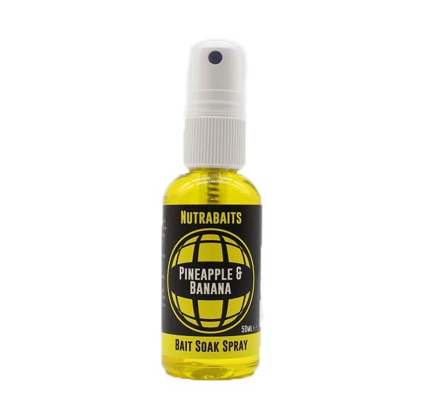 Спрей Nutrabaits Pineapple & Banana 50ml
