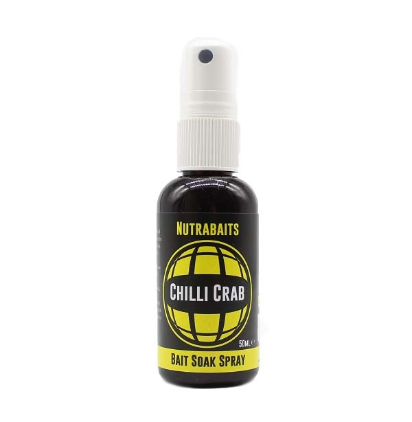 Спрей Nutrabaits Chilli Crab 50ml