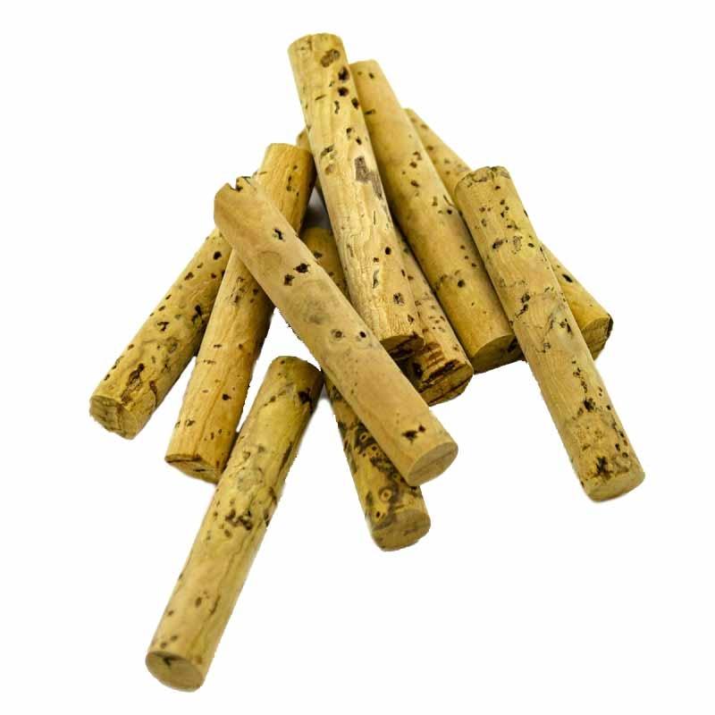 Трубочки пробковые Korda Spare Cork 8мм
