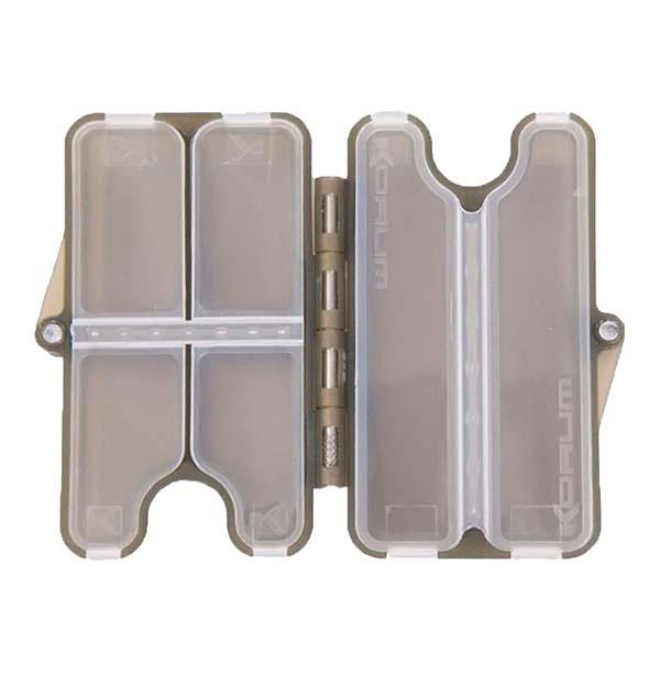Коробка Korum ITM Clamshell Box 6 Compartment
