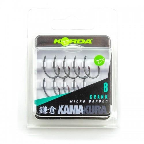 Крючок Korda Kamakura Krank №8