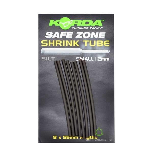 Трубка термоусадочная Korda Shrink Tube Silt 1.2мм