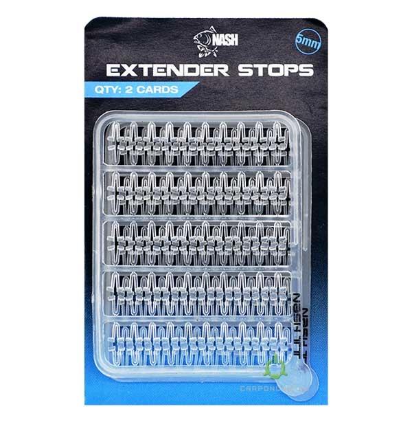 Стопора-удлинители для насадок Nash Extender Stops Small (5 мм.)